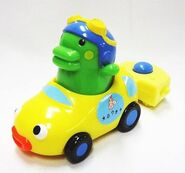 Kuchipatchi racer happy meal
