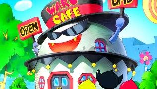 Waru Cafe anime ver