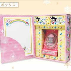 Tamagotchi iD L present box version (Pink)