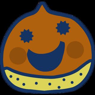 Kuribotchi-Child happy