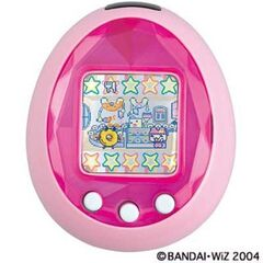Beta prototype display of the Tamagotchi iD