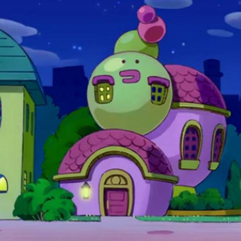 Giragiratchi's house