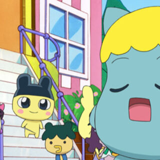 Fortetchi with Mametchi and <a href=
