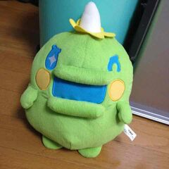 Plush of Ura Kuchipatchi