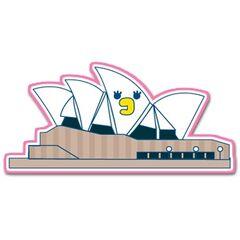 Tamagotchi Sydney Opera House
