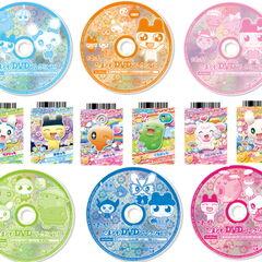 Tamagotchi Japanese DVDs.