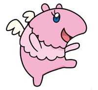 Pink dreambakutchi