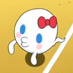 Young Dorotchi in Tamagotchi: Happiest Story in the Universe!
