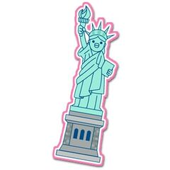 Tamagotchi Statue of Liberty