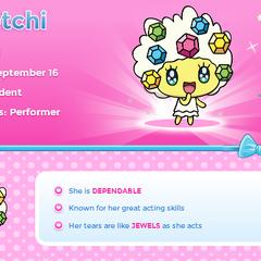 Julietchi's Profile on TamagotchiFriends.com
