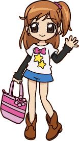 Tomomi anime