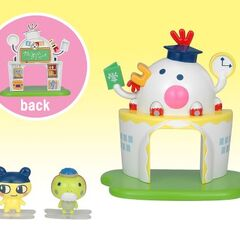 A toy version of Tamagotchi School