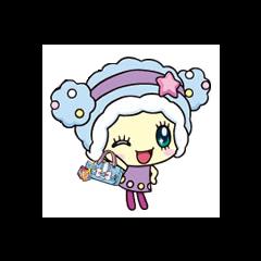 Kiraritchi holding her Yume Kira Bag
