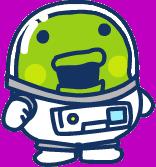 Kuchipatchi astronaut