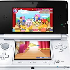 Demo of game on 3ds