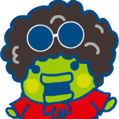 Kuchipatchi with an afro