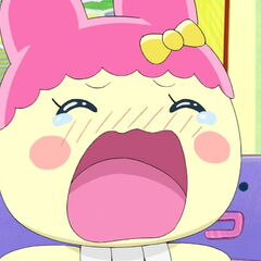 Chamametchi Being Upset About Anything
