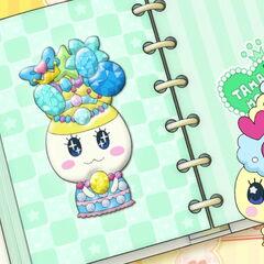 Princess Tamako with <a href=