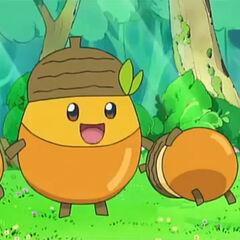 Guriguritchi in the anime
