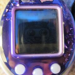 Mametchi up-close on a <a href=