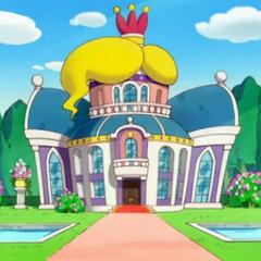 Prince Tamahiko's house