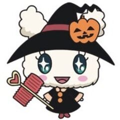 Lovelitchi as a witch
