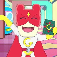 Happy Gotchiman