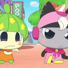 Kuromametchi disguised as <a href=
