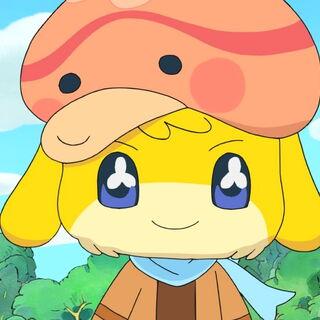 Mofumofutchi in the anime