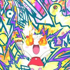 Kiramotchi being enraged