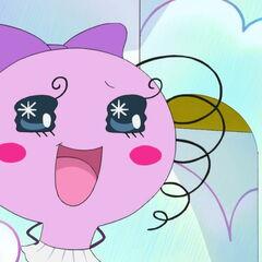 Makiko in GO-GO Tamagotchi!