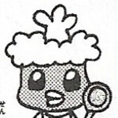 Mr. Grilltchi in a manga panel from <a href=