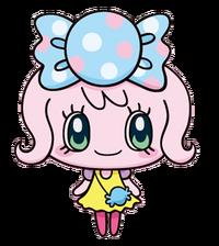 Candy pakupaku anime