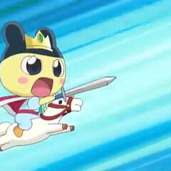 Mametchi Prince Costume