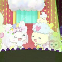 On Kirakira! Tamamori Heaven with Lovelitchi