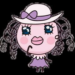 Majorite's anime artwork.