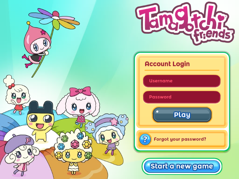 Dream Town (game) | Tamagotchi Wiki | Fandom