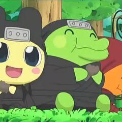 Mametchi Ninja Costume