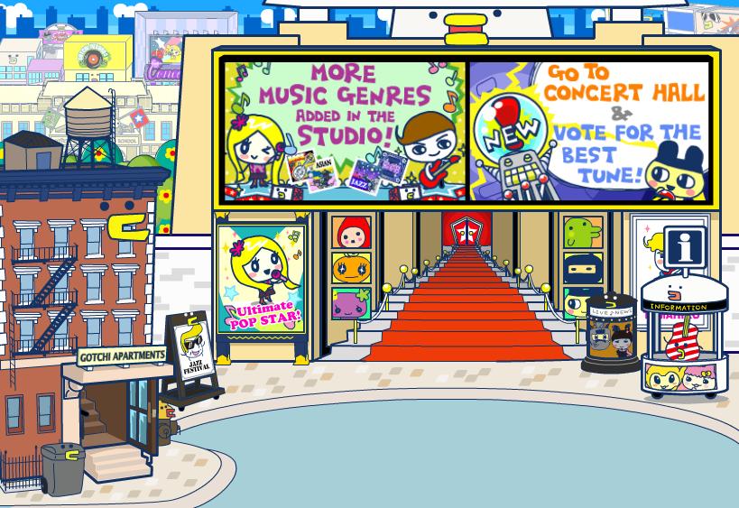 Music City Tamagotchi Wiki Fandom Powered By Wikia