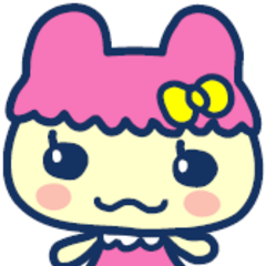 Official artwork of Chamametchi.