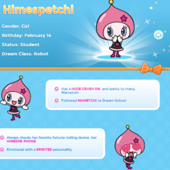 Himespetchi's Profile on TamagotchiFriends.com