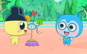 Nandetchi and mametchi