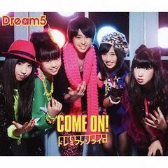 Dream 5 - Doremifa Sorairo CD + DVD