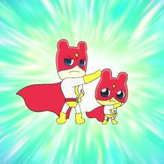 Gotchiman and <a href=