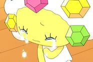 Julietchi crying