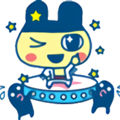 Mametchi as an idol