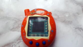 Tamagotchi Connection ROM Testing