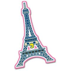Tamagotchi Eiffel Tower