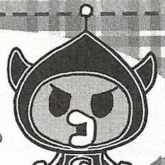 Spacytchi in a manga panel from <a href=