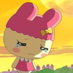 Chamametchi Being Sad About One